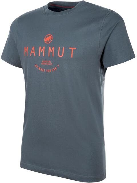 Mammut Seile T-Shirt Men storm